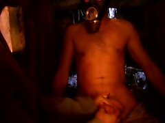 Young mistress torture this guy's balls