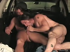 Usually gay pickups don\'t happen in the grocery store, but it turns...