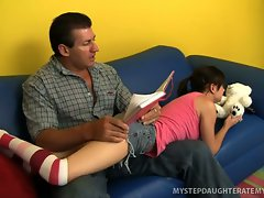 If you\'ve ever become the new stepfather to a hot ass 18 year old,...