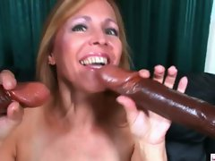 This mature french hottie has a lust for chocolate and poolboys, so...