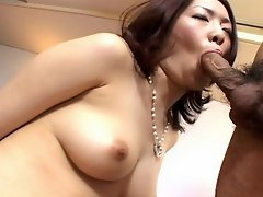 There is absolutely nothing that this sexy Japanese won't do after...