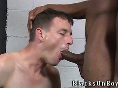 Corey James joins us this week at BlacksOnBoys.com.  He's a pretty...