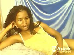 SexyPetiteLaura's one of the sexiest black girls we've seen. Her...