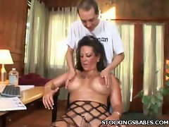Anjelica Lauren is always ready to pleasure guys with her blowjobs...
