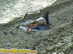 Sex on a beach cam...