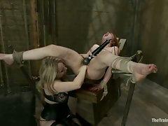 Slave slut begs to serve gorgeous Mistress...