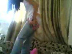 Arab teen take off
