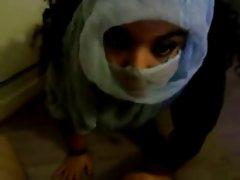covered arab girl Good  sucker