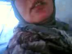 arab woman doggy