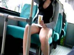 sans culotte dans le bus