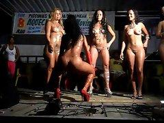 Tiny Bikini Contest