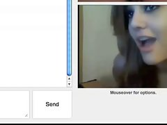 nice show on omegle
