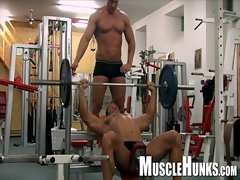 Muscle Worship Fantasy