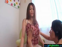 Big Tits Asian Girl Get Hardcore Bang vid-23