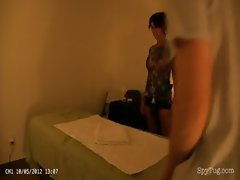 Spy Tug - Happy Ending Massage