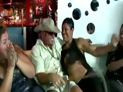 Cfnm party amateur sluts enjoy male stripper