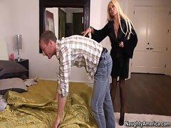 Nikita Von James Seduced by a Cougar