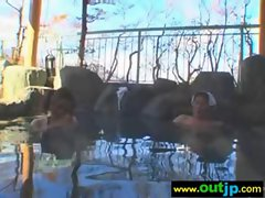 Asians Girls Get Banged In Wild Places video-26