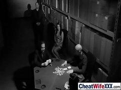 Sexy Slut Wife Get Fucked Hardcore video-18