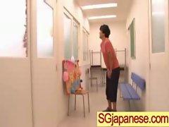Asians Girls In School Uniforms Get Banged video-33