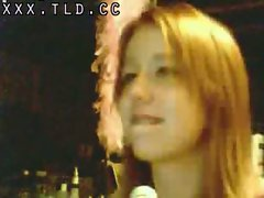 Captured show from online teen home cam