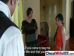 Sexy Slut Wife Get Fucked Hardcore video-09