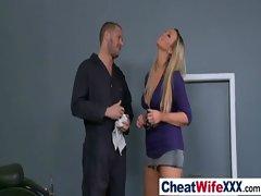 Sexy Slut Wife Get Fucked Hardcore video-01