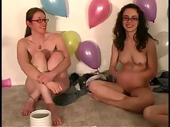 Watch real teen babes get off