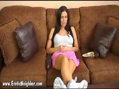Lexi Lapetina Foot Tickling