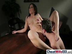 Sexy Slut Wife Get Fucked Hardcore video-27