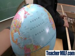 Teachers and Students Get Bang In Class video-16