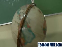 Teachers and Students Get Bang In Class video-42
