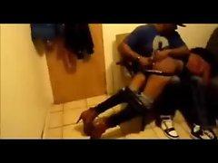 Black teen Porn Hard Ass Slapping