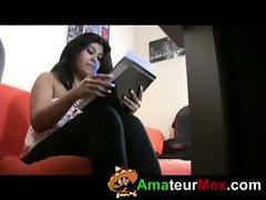 Mexicana Haciendo Casting para Peli Porno - amateurmex.com