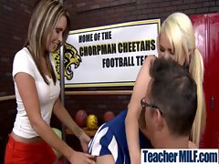 Teachers and Students Get Bang In Class video-07