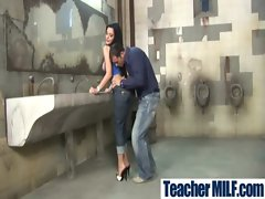 Teachers and Students Get Bang In Class video-05