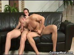 Paulie Vauss gets his college asshole gay porn