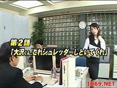 Japanese AV Model fucking after squirted