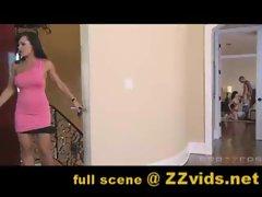 Lisa Ann in Mommy Got Bobbs Full scene at www.ZZvids.net