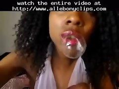 More Of This Ebony Whore Form Yorkshire  black ebony cumshots ebony swallow interracial african ghet