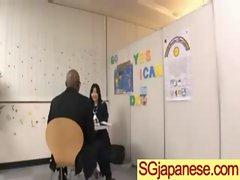 Japanese Girl In School Uniform Get Sex vid-16