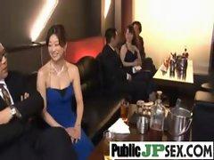Asians Girls Get Hard Banged In Public vid-13