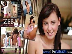 Hot Amateur Teen Girls Masturbating vid-13