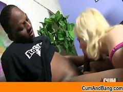 Cum Bang Interracial sex super blowjob gangbang 3