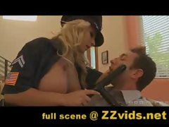 ZZvids.net presents: Madison Ivy as police officer!!!