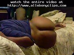 Tame That Fat Ass  black ebony cumshots ebony swallow interracial african ghetto bbc