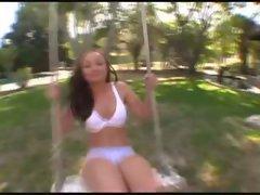 seduced on a swing