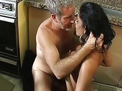 Fabiane also gets her terrific butt banged