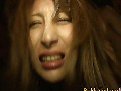 Lara Mizuki in a Wild Gangbang
