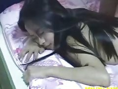 pinay dirty wife sex in bed